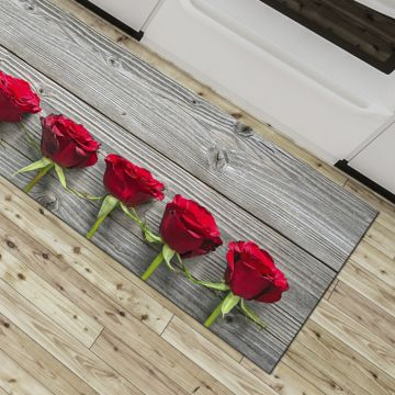 Tappeto Cucina Roses