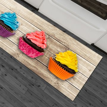 Tappeto Cucina Colorful Sweets