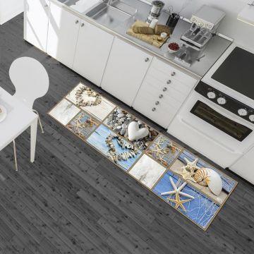 Tappeto Cucina Sea Elements