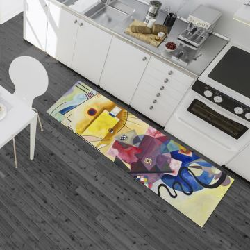 Tappeto Cucina Kandinskij