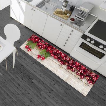 Tappeto Cucina Cherries