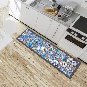 Tappeto Cucina Oriental Pattern