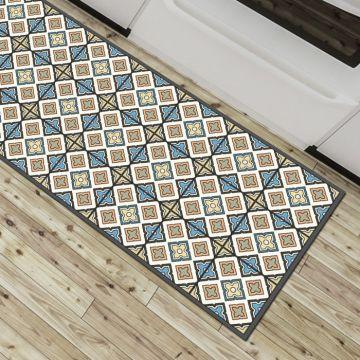 Tappeto Cucina Diamond Pattern