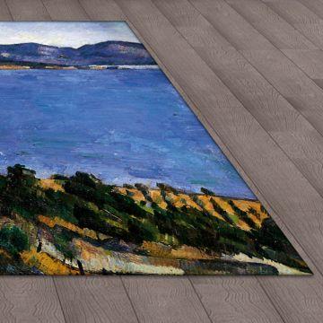 Tappeto Living Cézanne