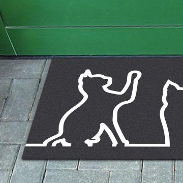 Tappeto FuoriPorta Cats Line
