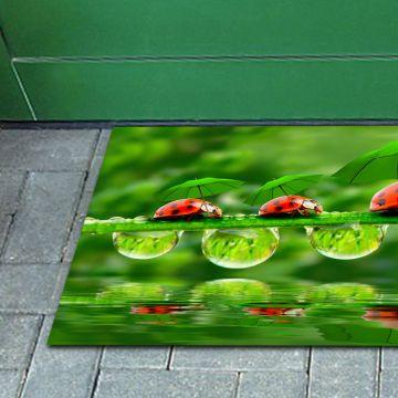 Tappeto FuoriPorta Ladybugs