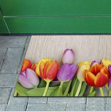 Tappeto FuoriPorta Tulips