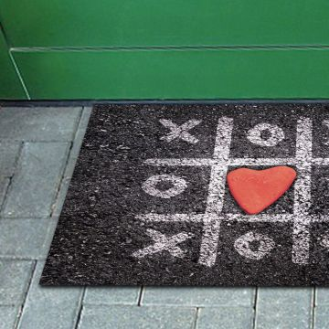 Tappeto FuoriPorta Love Game