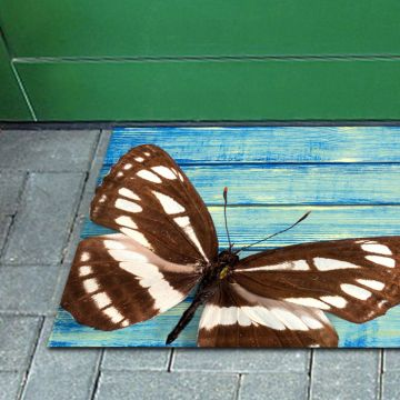 Tappeto FuoriPorta Brown Butterfly