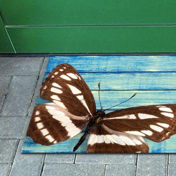 Tappeto FuoriPorta Brown Butterfly