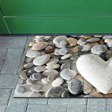 Tappeto FuoriPorta Heart Stone