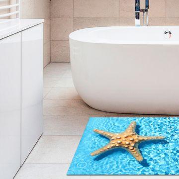 Tappeto Bagno Starfish