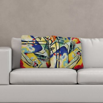 Cuscino Kandinsky IV