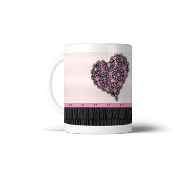Tazza Fashion Heart