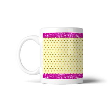 Tazza Bright Hearts