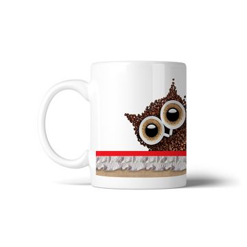 Tazza Owl Coffee