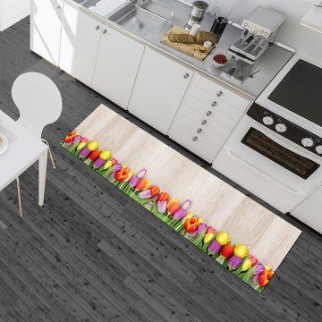 Tappeto Cucina Tulips