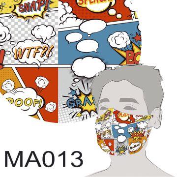 Gmask confort MA013