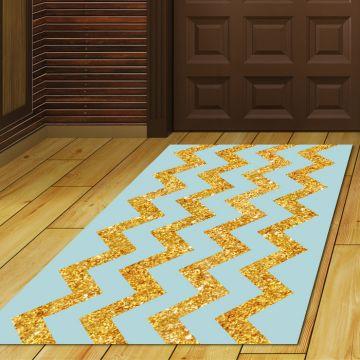 Tappeto Ingresso Gold Lines