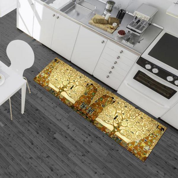 Tappeto Cucina Klimt