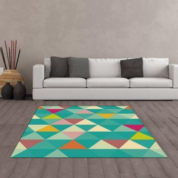 Tappeto Living Triangular Design