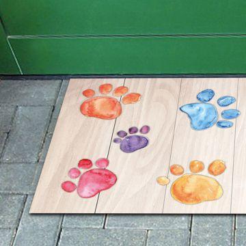 Tappeto FuoriPorta Cats Prints
