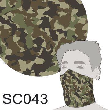 Gmask scaldacollo SC043
