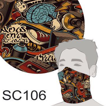 Gmask scaldacollo SC106