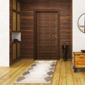 Tappeto Ingresso Arabesque Wood